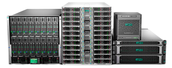Серверы HPE ProLiant Gen10