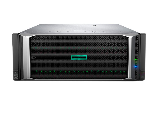 Стоечные серверы HPE ProLiant DL580 Gen10