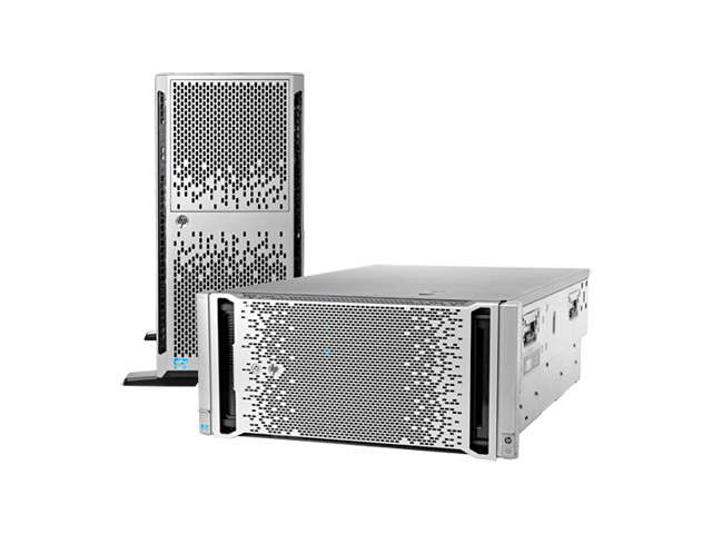 Башенные серверы HP ProLiant ML350p Gen8