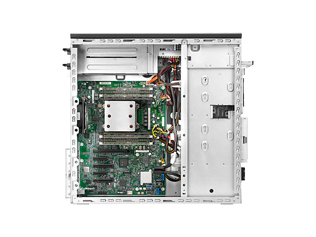 Сервер HP ProLiant ML110 Gen9 фото 23209