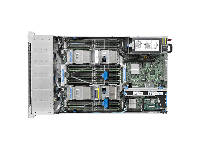 Сервер HPE ProLiant DL560 Gen8 фото 23200