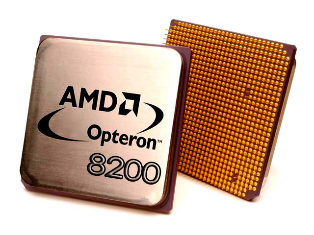 Процессор HP AMD Opteron 8200 серии 413933-L21
