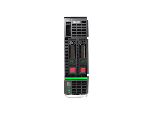 Блейд-сервер HP ProLiant BL460c Gen8 666157-B21