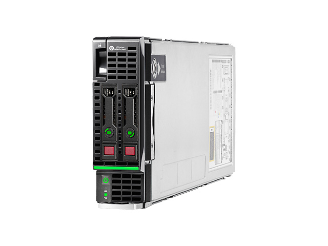 Блейд-станция HP ProLiant WS460c Gen8 фото 23375