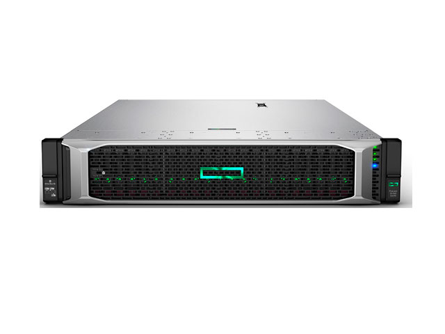 Стоечные серверы HPE ProLiant DL380 Gen10