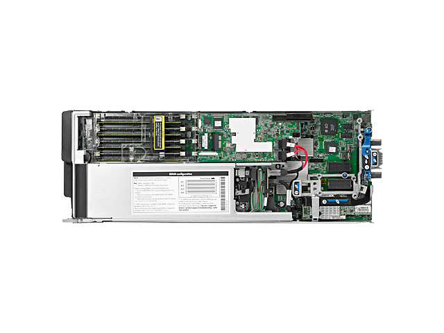 Блейд-сервер HP ProLiant BL465c Gen8 фото 23266