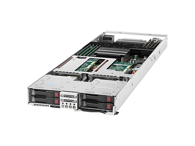 Серверный узел HP ProLiant XL220a Gen8 v2 фото 23064