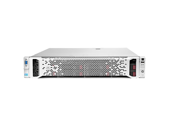 Сервер HPE ProLiant DL380p Gen8 665553-B21