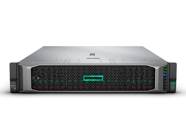 Стоечные серверы HPE Proliant DL385 Gen10