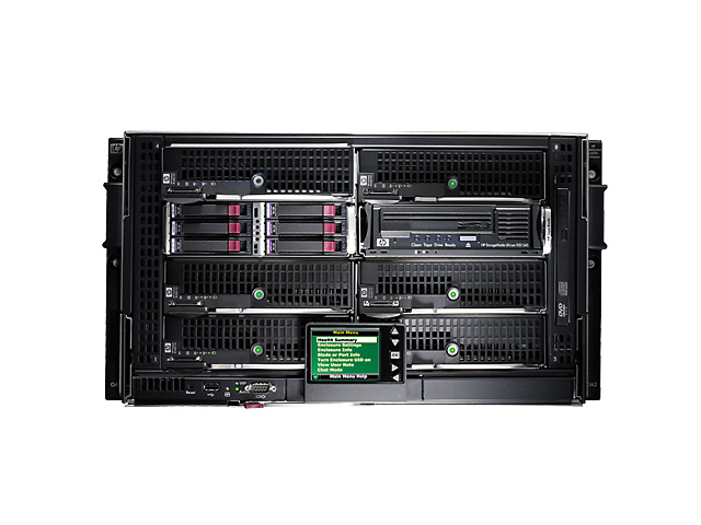 Корпус HPE BladeSystem c3000 Array