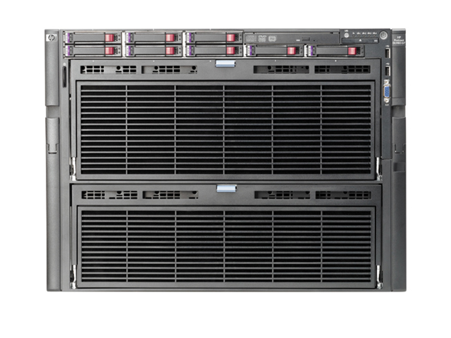 Стоечные серверы HPE ProLiant DL980