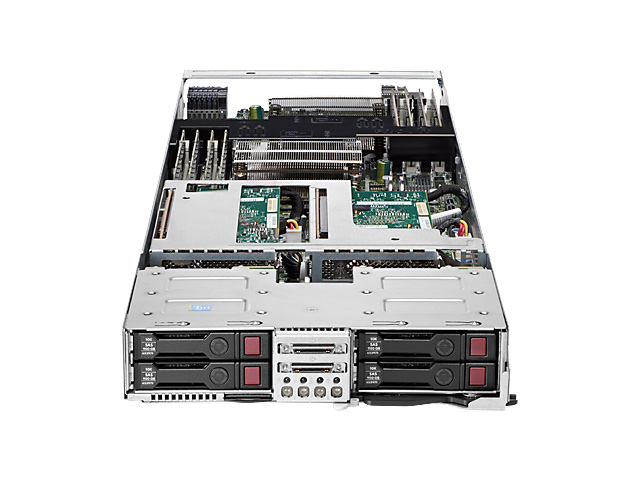 Серверный узел HP ProLiant XL220a Gen8 v2 фото 23065