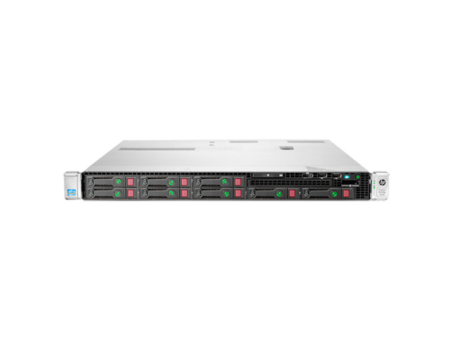 Сервер HPE ProLiant DL360p Gen8 655651-B21
