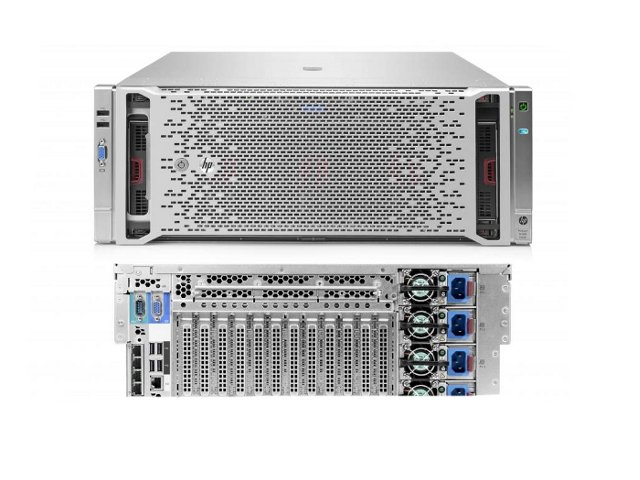 Стоечные серверы HPE ProLiant DL580 Gen8