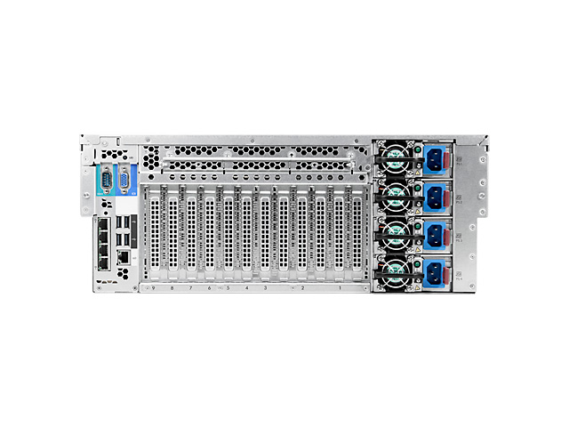 Сервер HPE ProLiant DL580 Gen8 фото 23036
