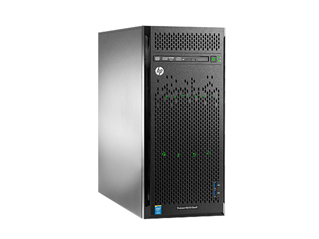 Башенные серверы HP ProLiant ML110 Gen 9