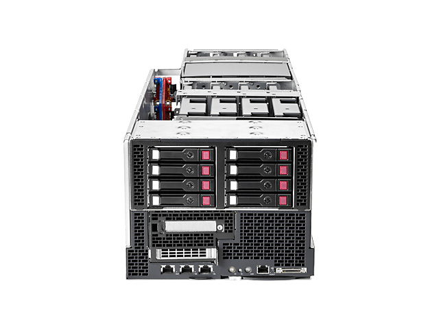 Сервер HP ProLiant SL270s Gen8 654948-B21