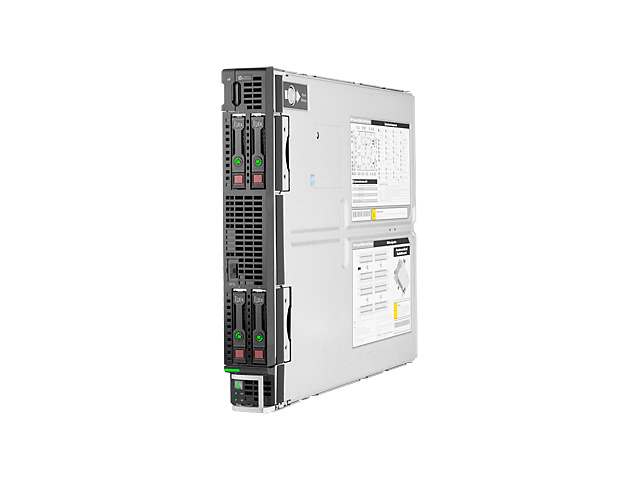 Блейд-сервер HP ProLiant BL660c Gen9 фото 23254