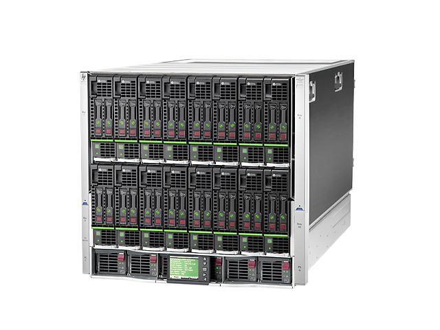 Корпус HPE BladeSystem c7000 Array