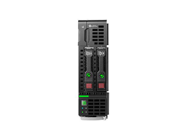 Блейд-сервер HP ProLiant BL460c Gen9 727029-B21