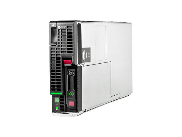 Блейд-сервер HP ProLiant BL465c Gen8 фото 23265