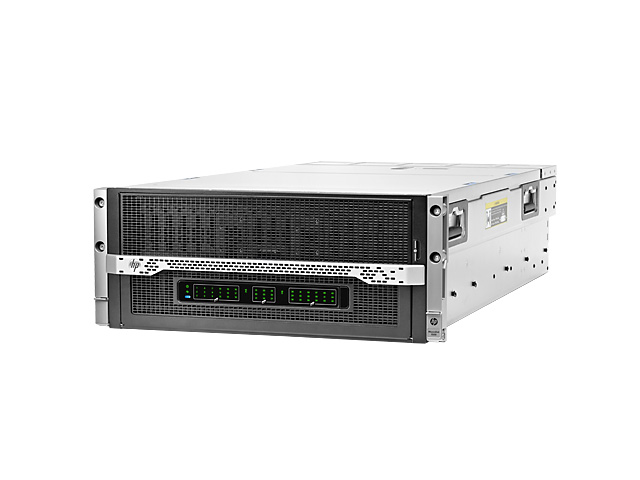 Корпус HPE Moonshot 1500 Array