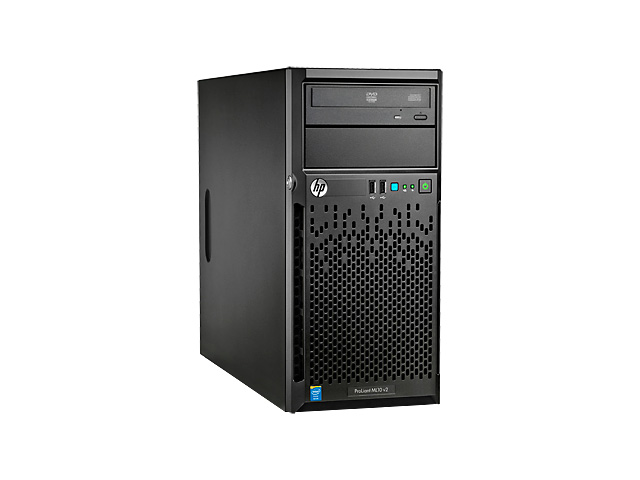 Башенные серверы HP ProLiant ML10 v2