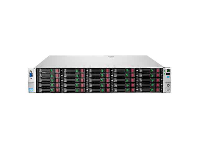 Сервер HPE Proliant DL380p Gen8 фото 23014