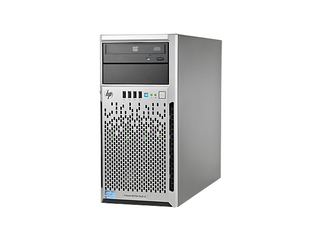 Сервер HP ProLiant ML310e Gen8 v2 фото 23368