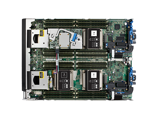 Блейд-сервер HP ProLiant BL660c Gen9 фото 23253