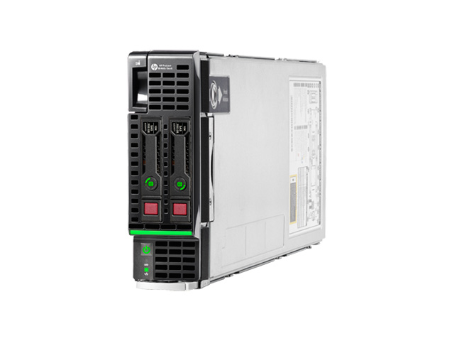 Блейд-сервер HP ProLiant BL460c Gen8 фото 22987