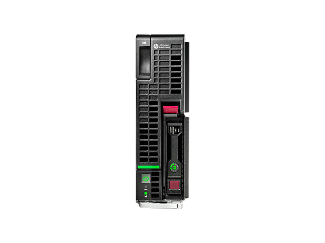 Блейд-сервер HP ProLiant BL465c Gen8 699045-B21