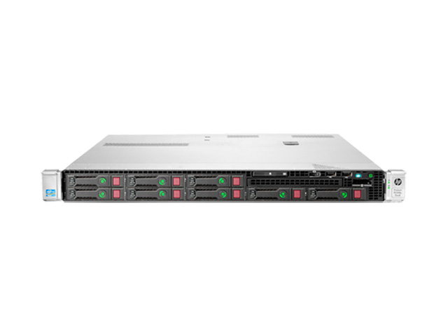 Стоечные серверы HPE ProLiant DL360p Gen8